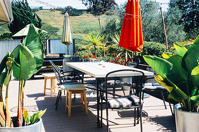 Garden Furniture in USA